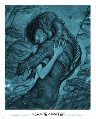 The Shape of Water nos presenta su tráiler y un arte